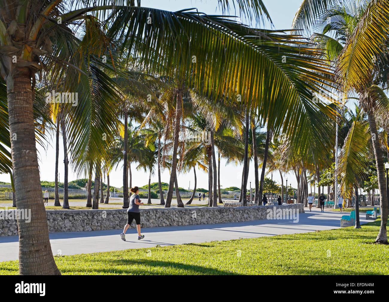 Ocean Walk Miami Beach Florida