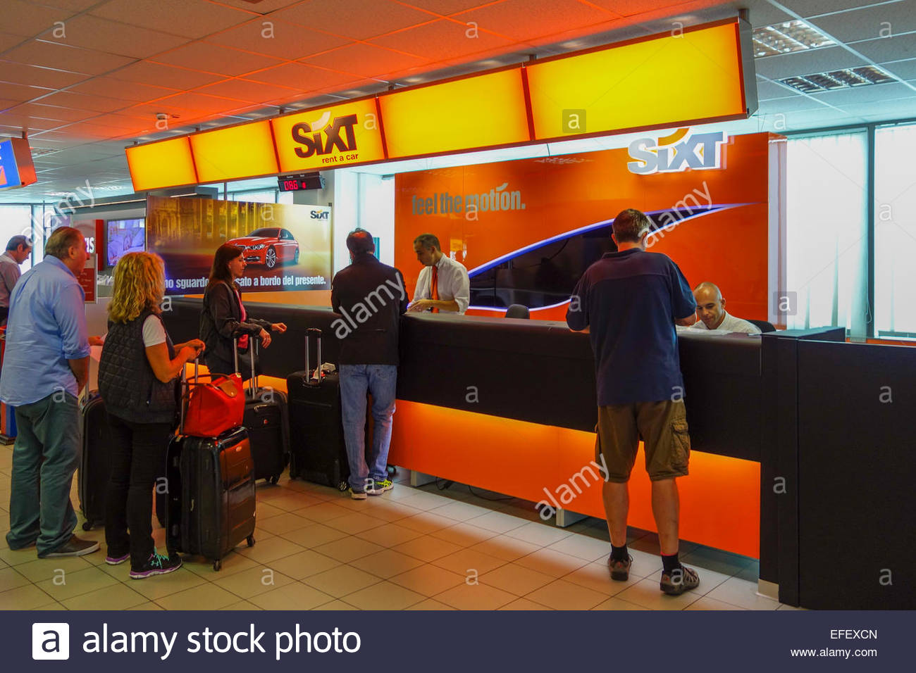 Rent a car los angeles airport sixt
