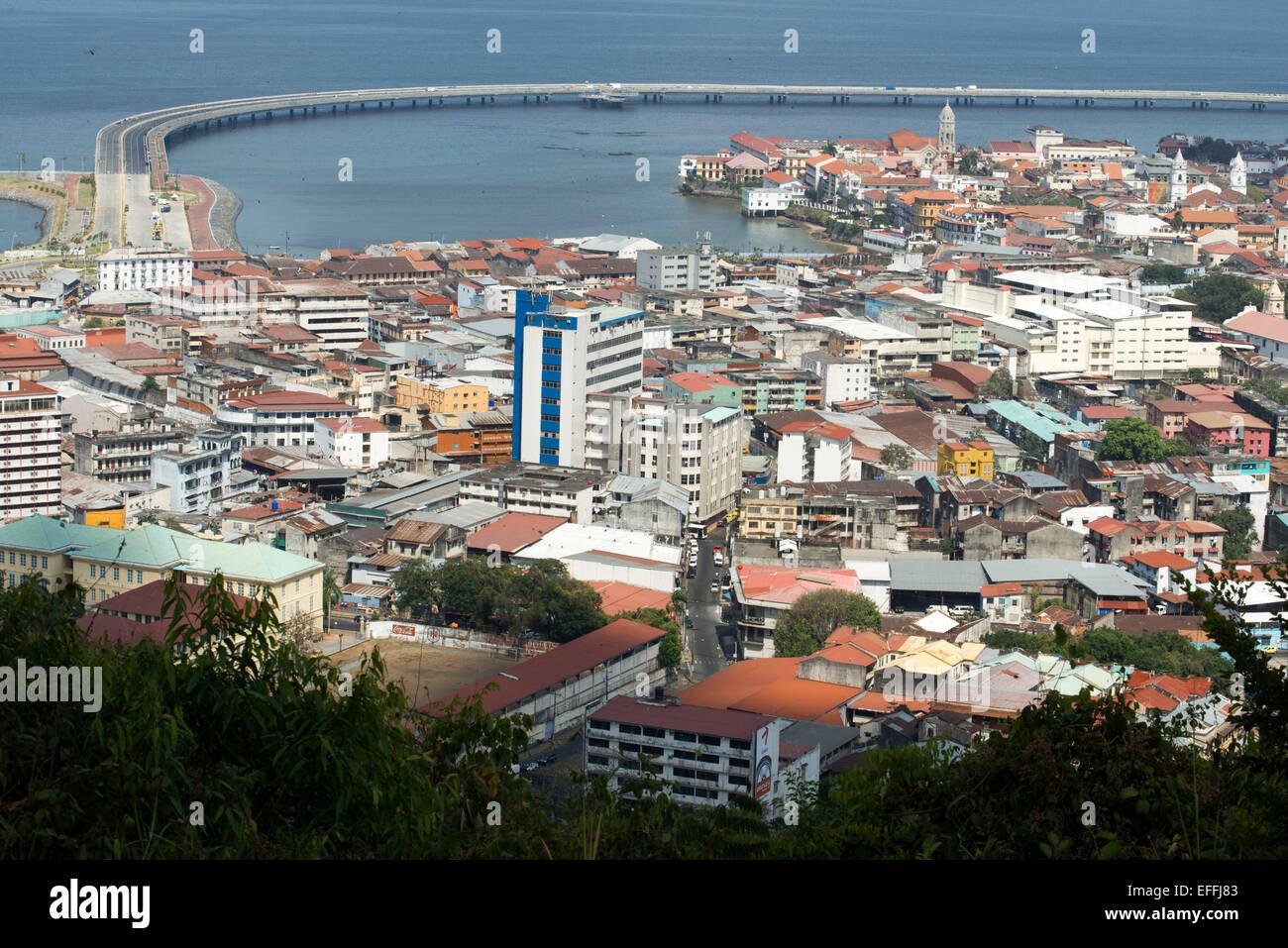 Panama City Town