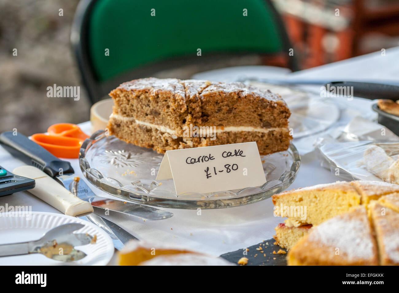 Homemade Carrot Cake For Sale