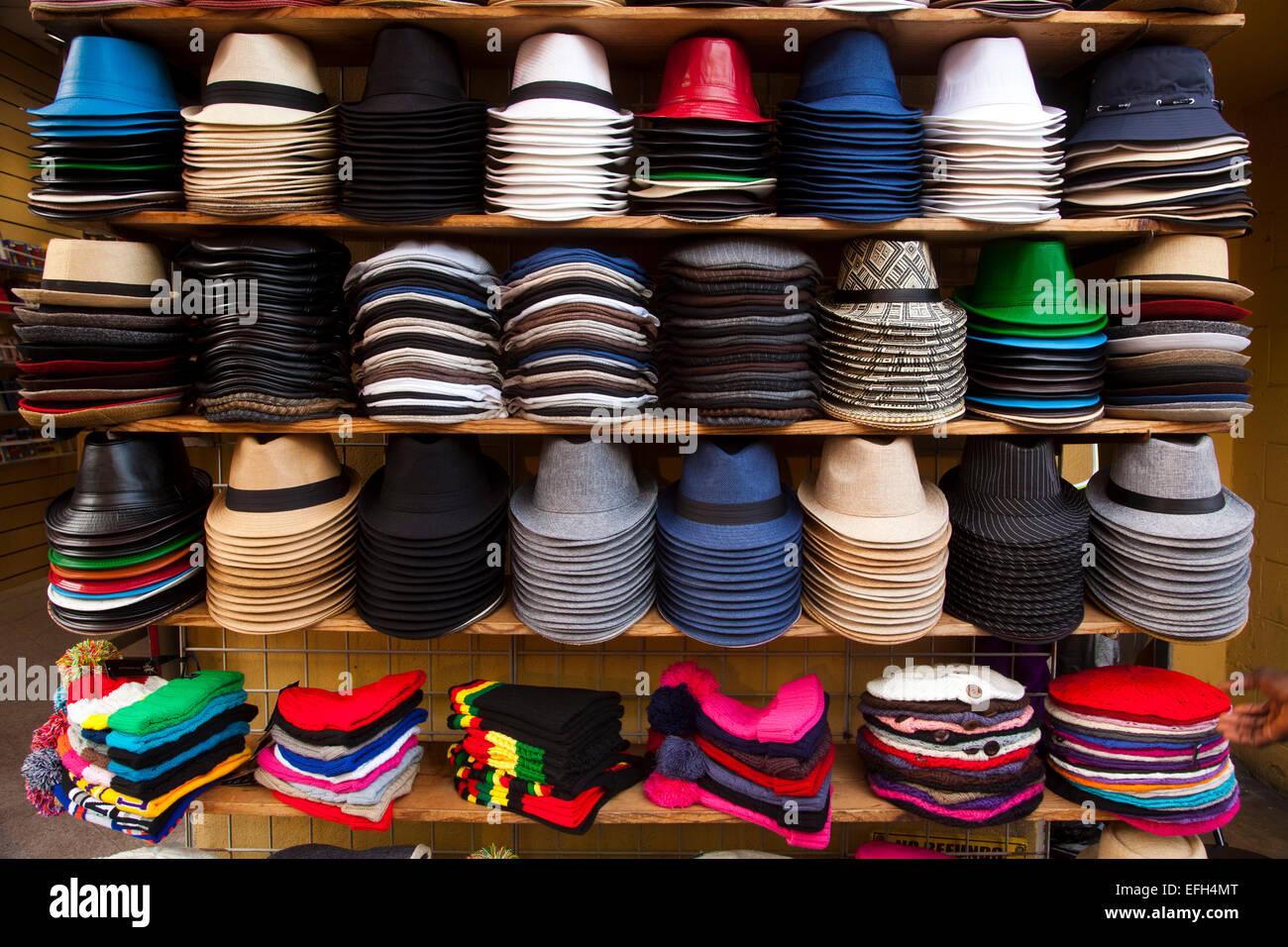 La la fashion district - Hats Santee Alley La Fashion District Los Angeles California United States Of America
