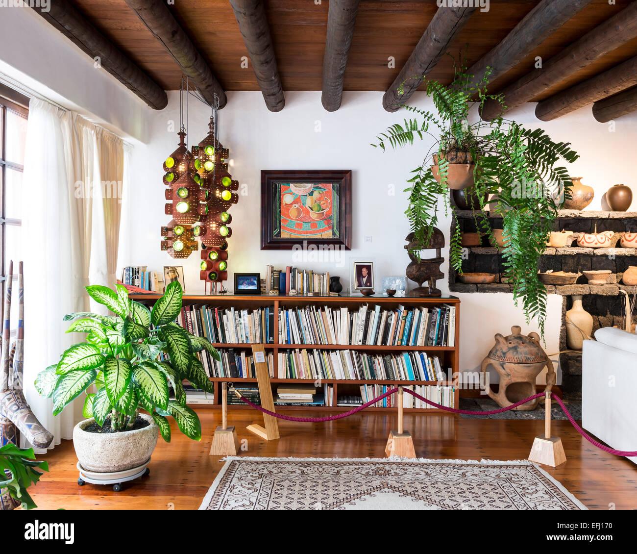 Casa museo c sar manrique lanzarote spain architect - Casa museo cesar manrique ...