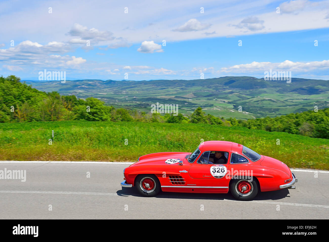 Mercedes benz 300 sl w 198 classic car racing car car for Mercedes benz race