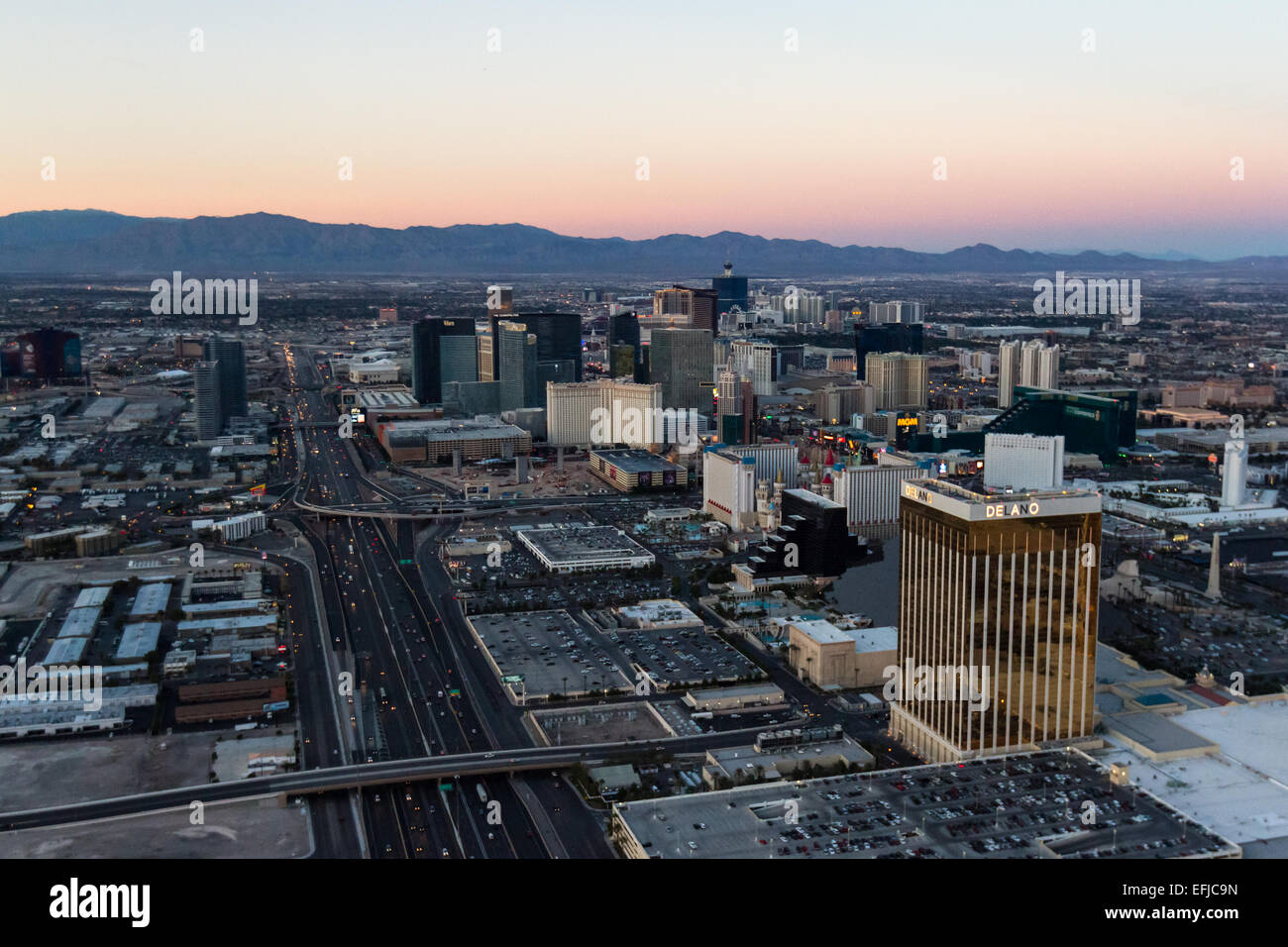 Opinion you Aerial view las vegas strip has