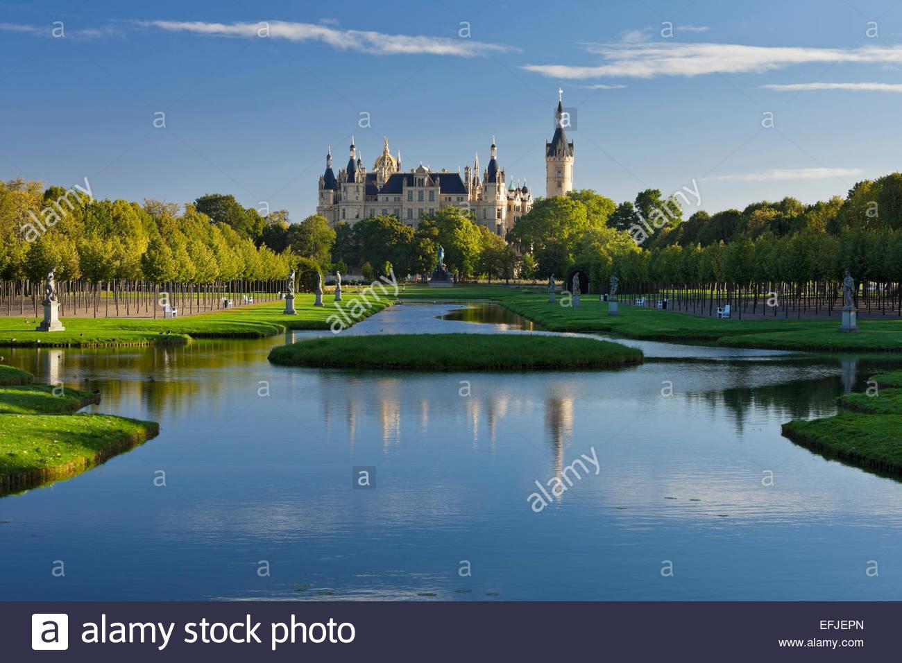 Schwerin Castle Mecklenburg Germany | Castles | Pinterest ...