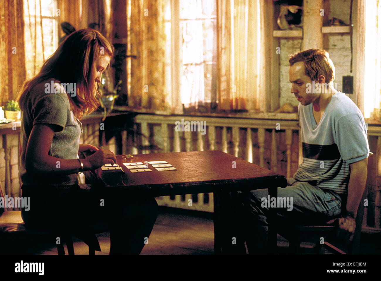 CATE BLANCHETT & GIOVANNI RIBISI THE GIFT (2000 Stock Photo ...