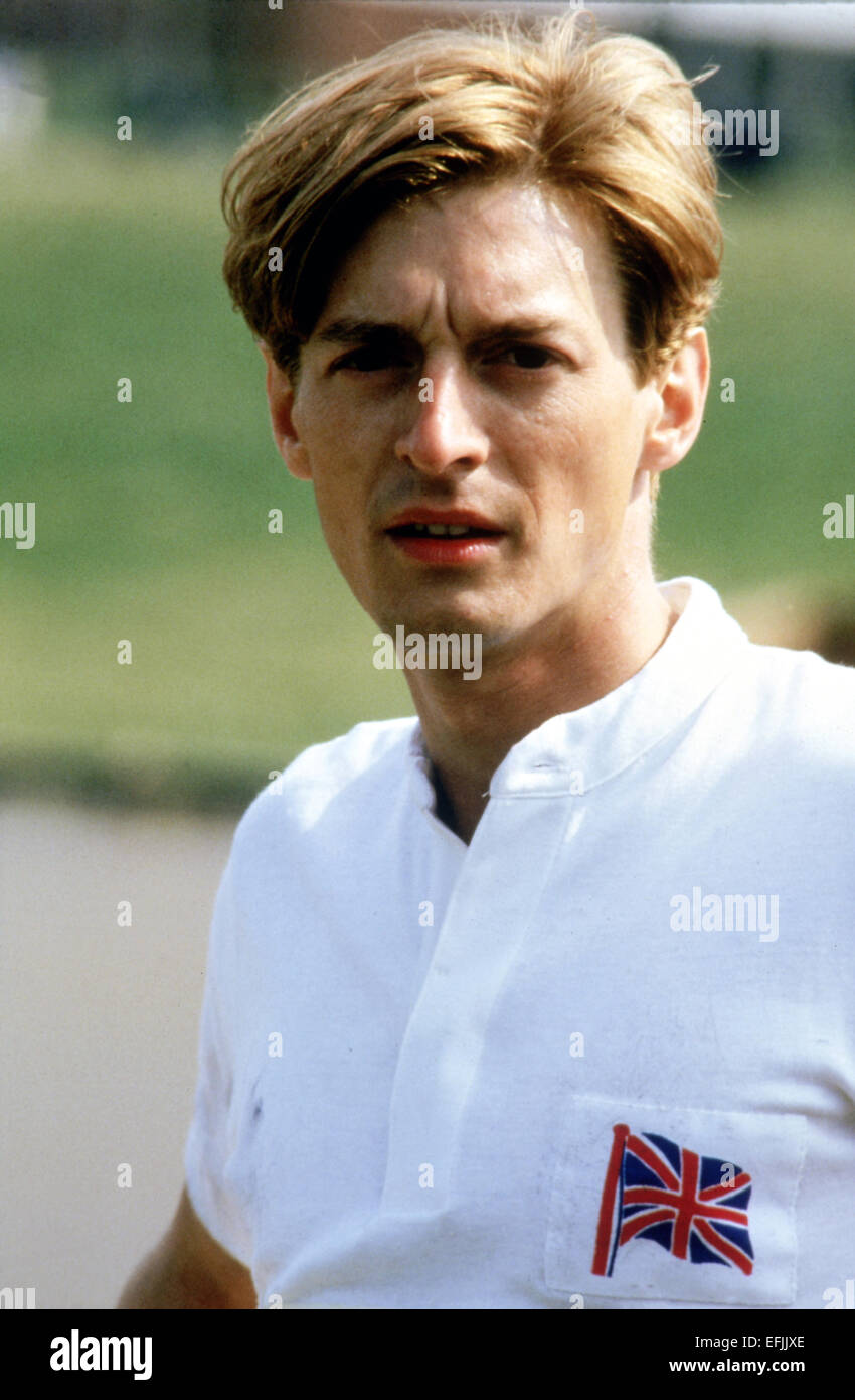 Nigel Havers Chariots Of Fire 1981 Stock Photo Royalty