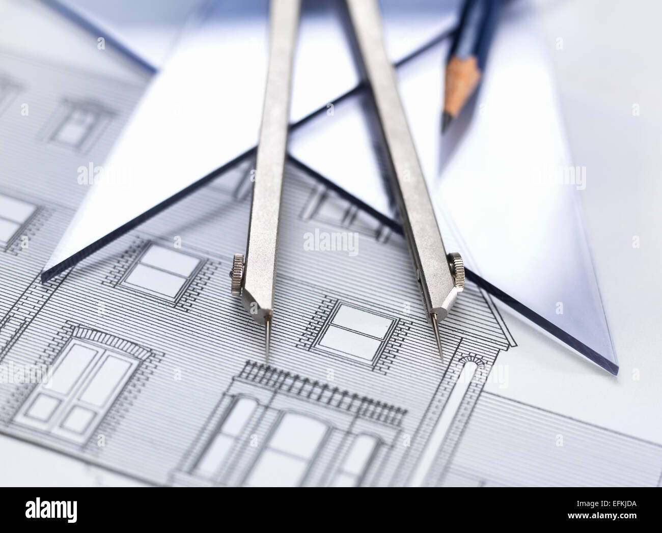 architectural drawing drawing equipment stock photo royalty architectural drawing drawing equipment