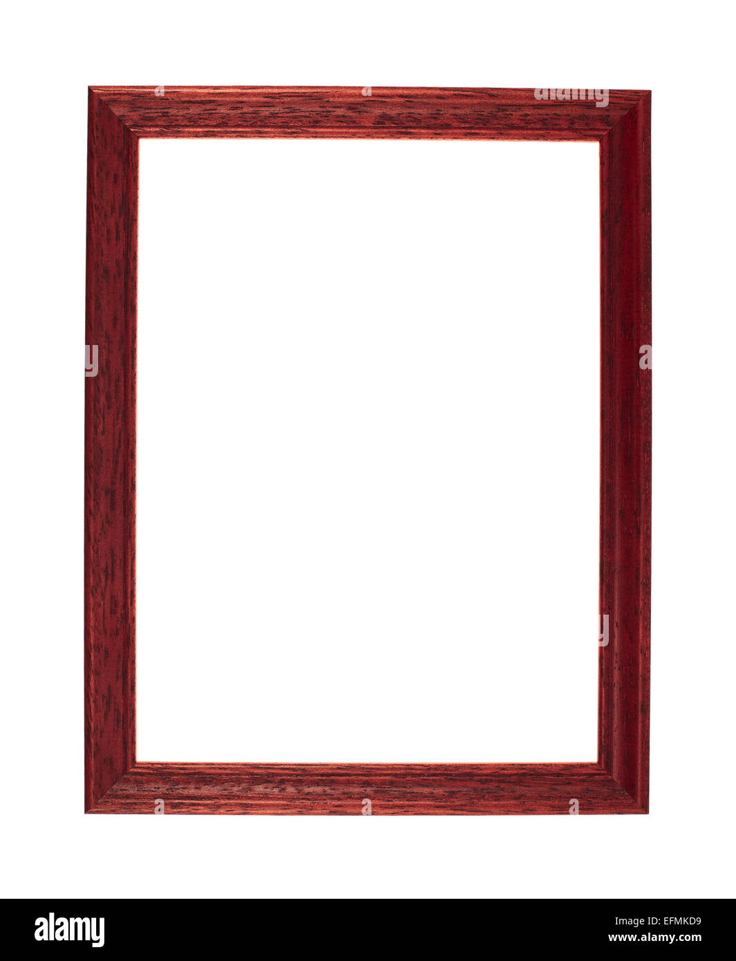 A4 size photo frame isolated stock photo royalty free image a4 size photo frame isolated jeuxipadfo Choice Image