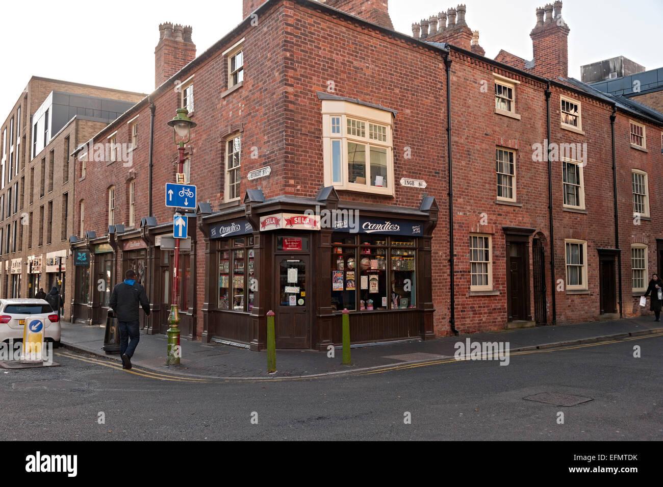 Back To Back Houses : Birmingham back to houses victorian slum