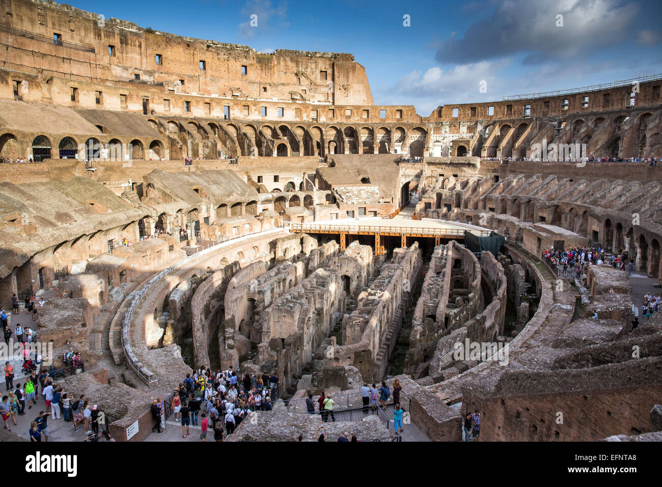 crowd of tourists colosseum coliseum rome italy europe