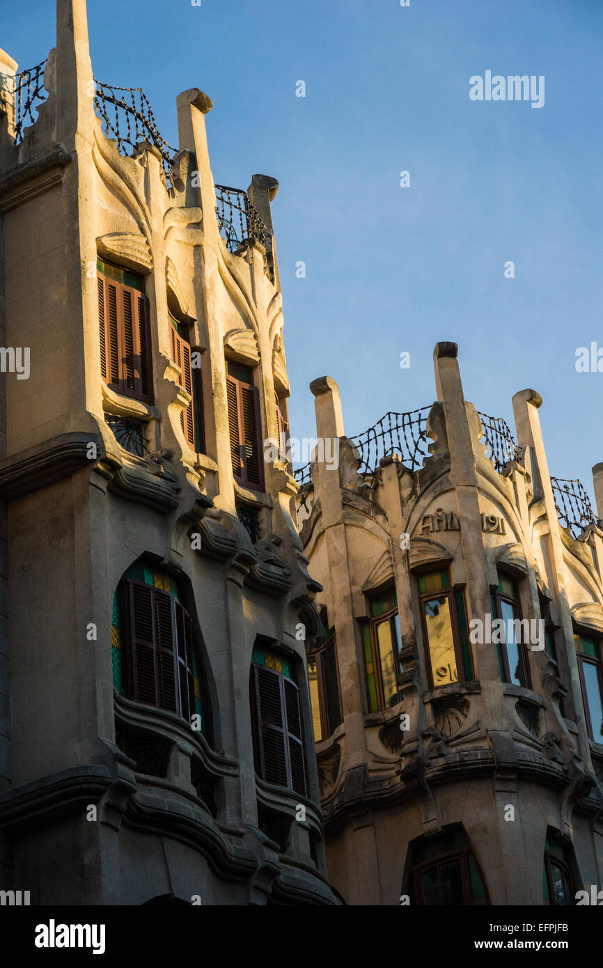 Gauid Is A World Famous Spanish Architecture This Building Located In The Center Of Palma De Mallorca