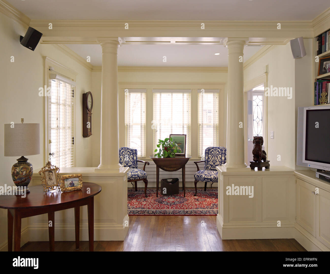 English american country home interiors jamaica plain for American country style interior design