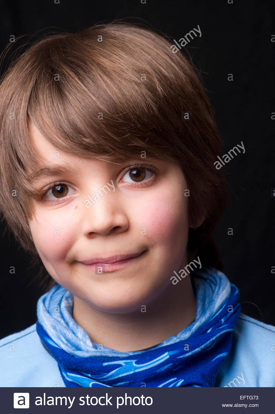 8 Year Boy Bedroom Design: Age 8 Years Face Portraits Headshot Eight Year Old Boy