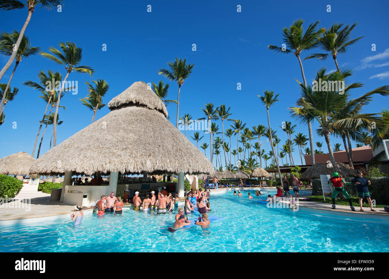 Hotels In Dominican Republic With Swim Up Rooms
