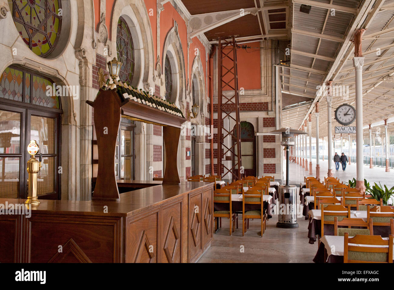 sirkeci station istanbul destination for orient express stock photo royalty free image. Black Bedroom Furniture Sets. Home Design Ideas
