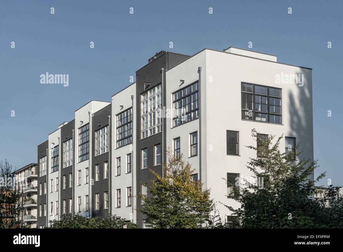 Modern Architecture Berlin modern architecture, real estate, town house, rummelsburger bucht
