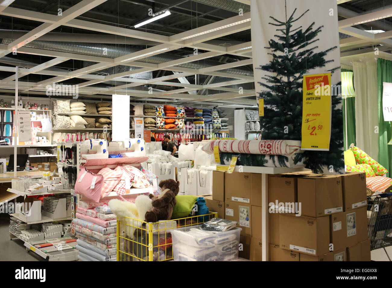 Bedding ikea store in lakeside thurrock essex england uk for Ikea store online shopping