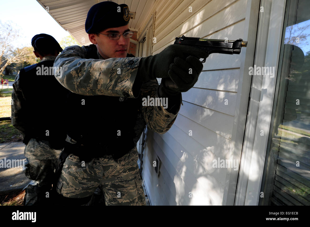 air force security forces training