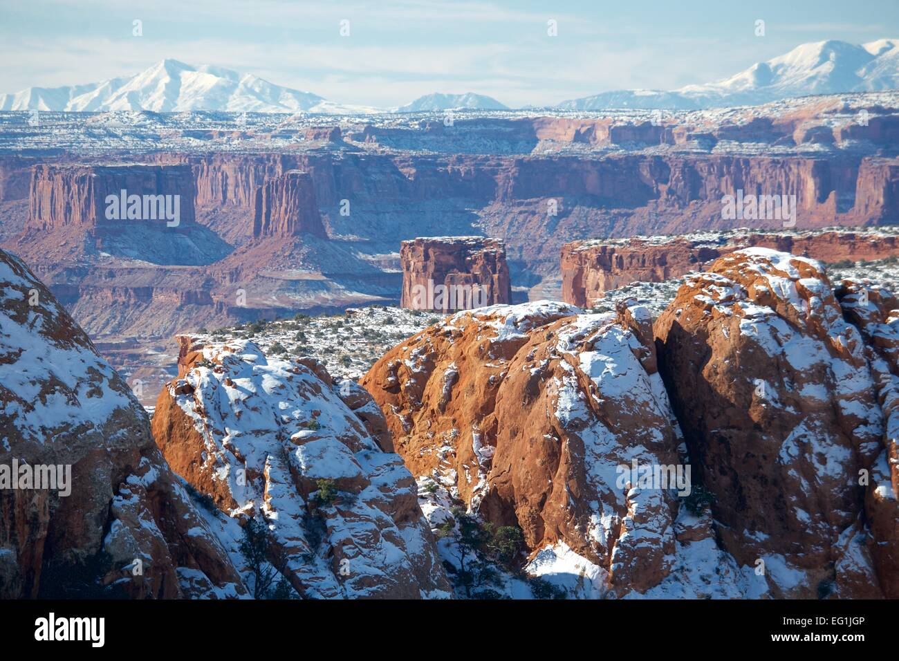 Winter Glory: Moab-area parks offer great adventures, fewer ...