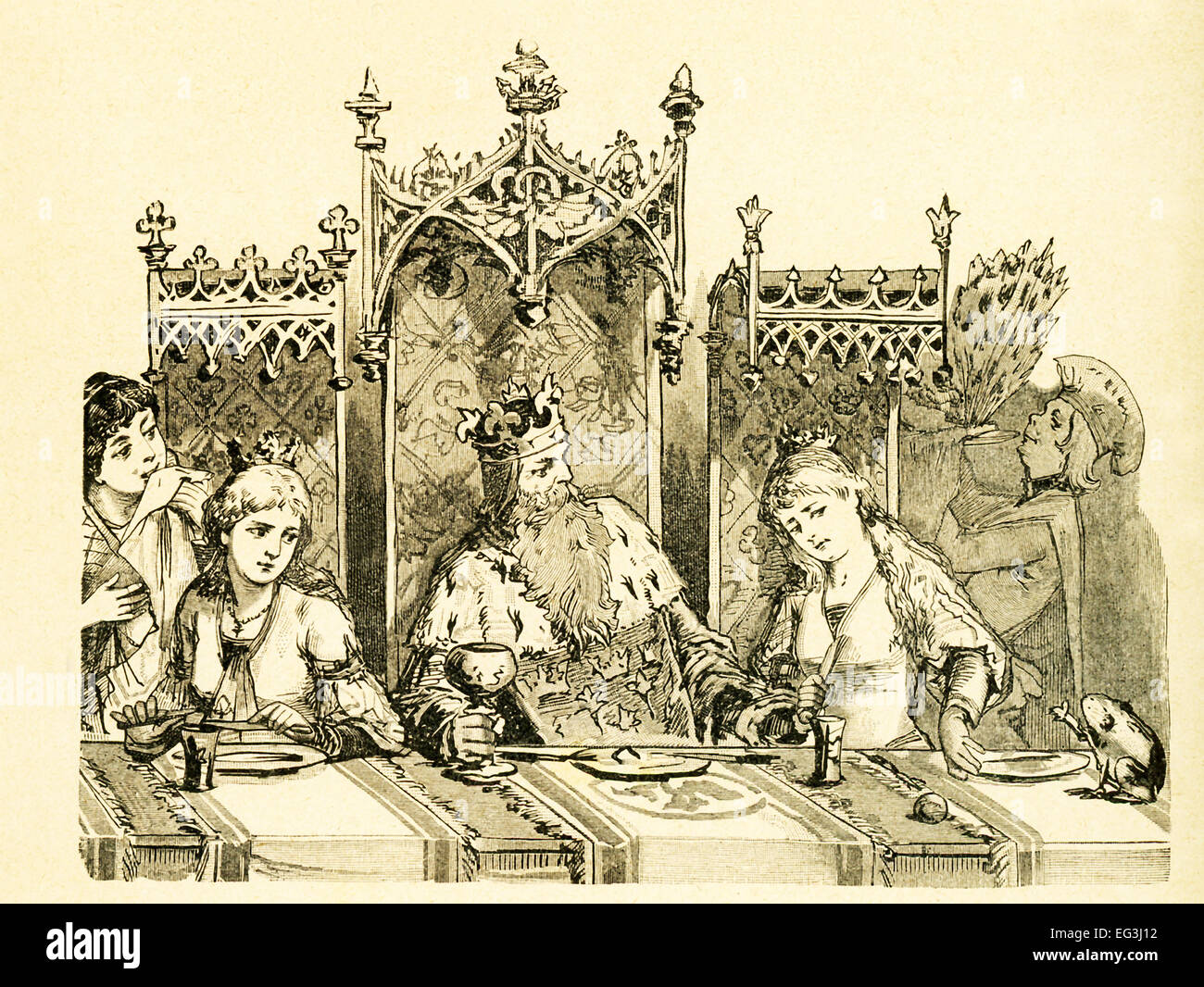 the brothers grimm essay Anne sexton's poetic debunking of cinderella is a dark comic version of the popular fairy tale in it, she combines the brothers' grimm tale with stories from modern society.
