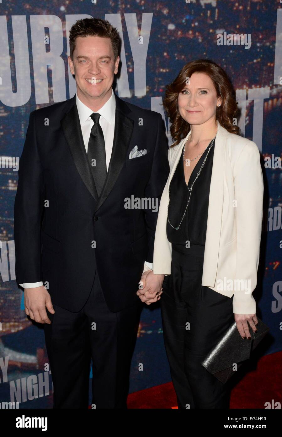 The gallery for --> Jim Breuer And Wife