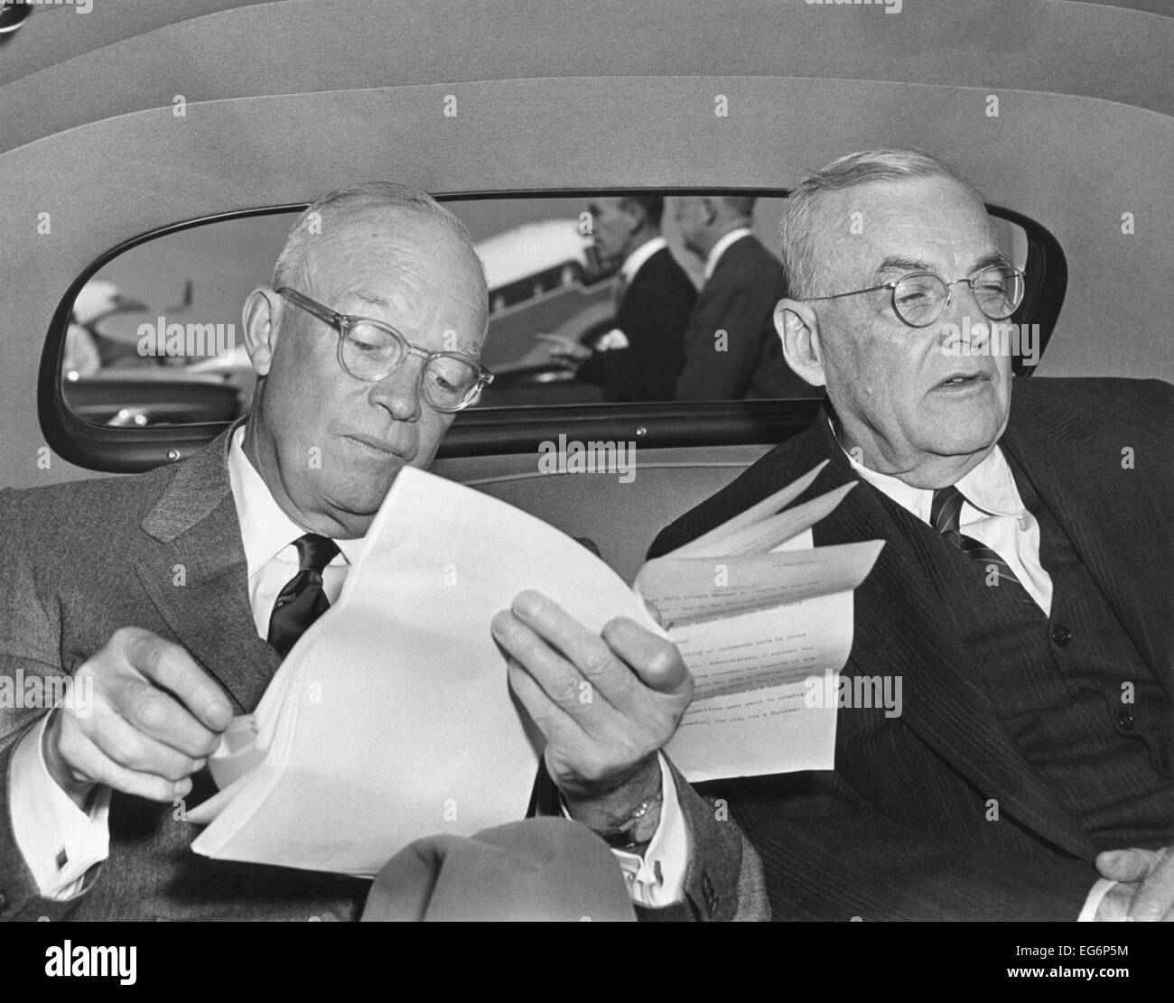 the foreign policy of president dwight eisenhower during the cold war Foreign policy under president eisenhower as supreme allied commander in europe during the war, president eisenhower containment and cold war.