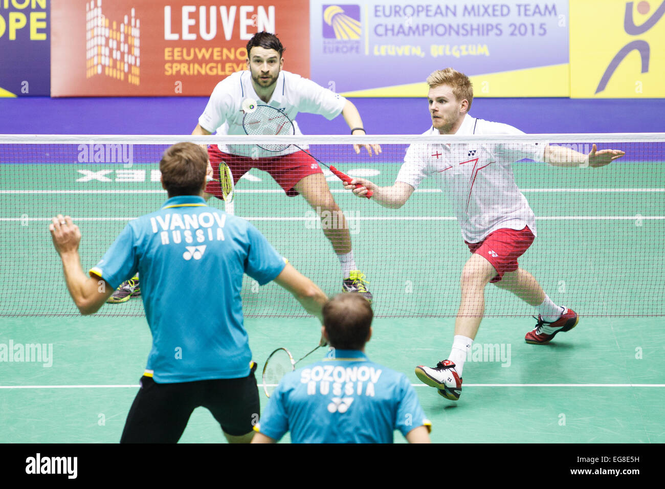 Chris Langridge badminton player