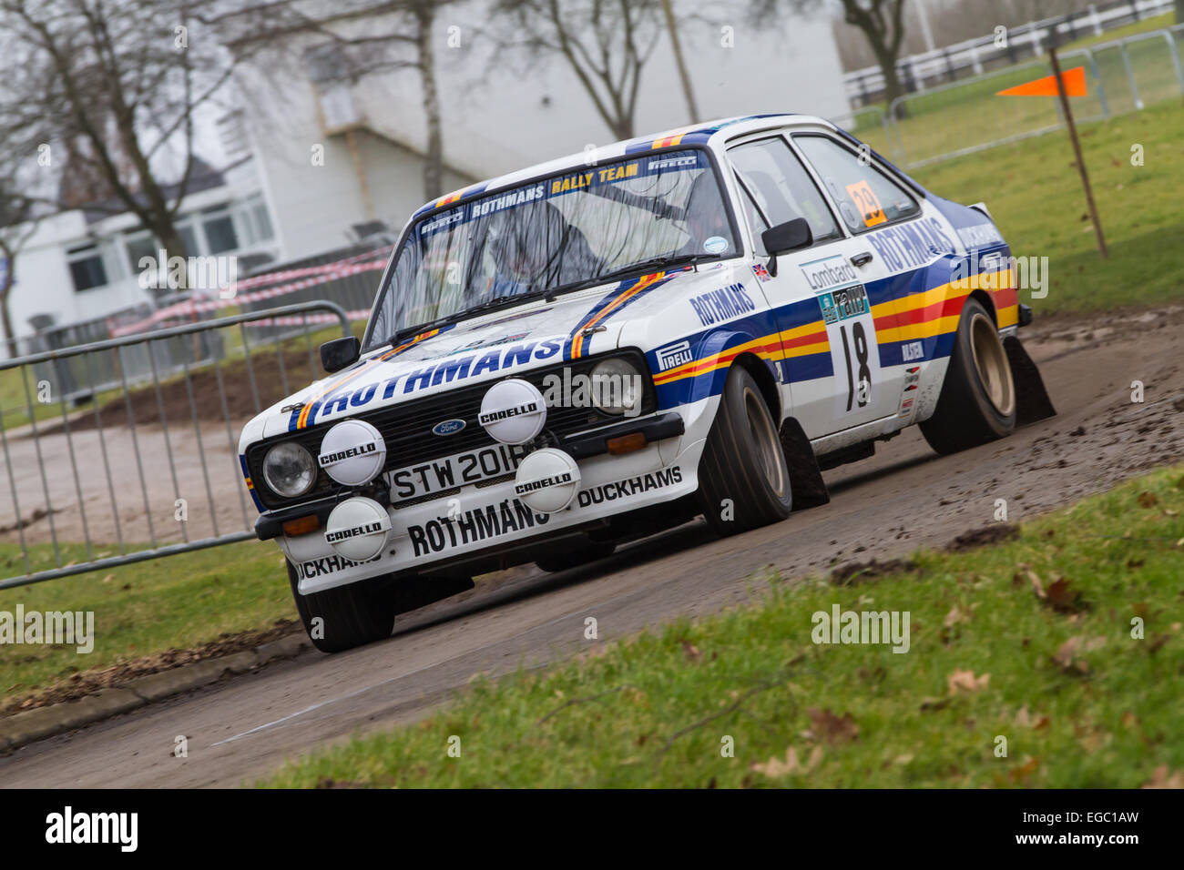 Coventry, UK. 22nd Feb, 2015. Race Retro Live Rally where classic ...