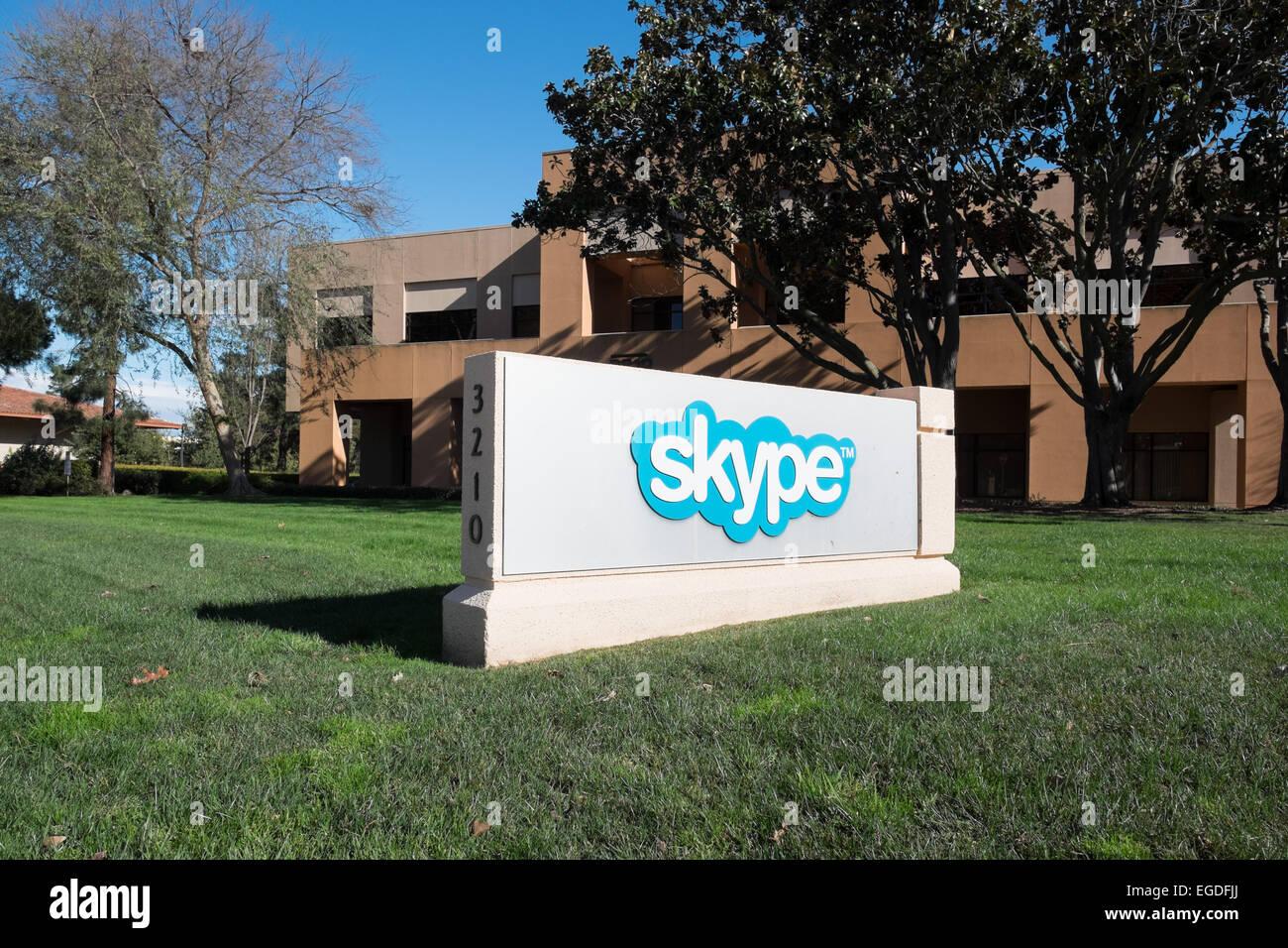 Palo alto stock photos palo alto stock images alamy skype headquarters in silicon valley palo alto ca stock image biocorpaavc