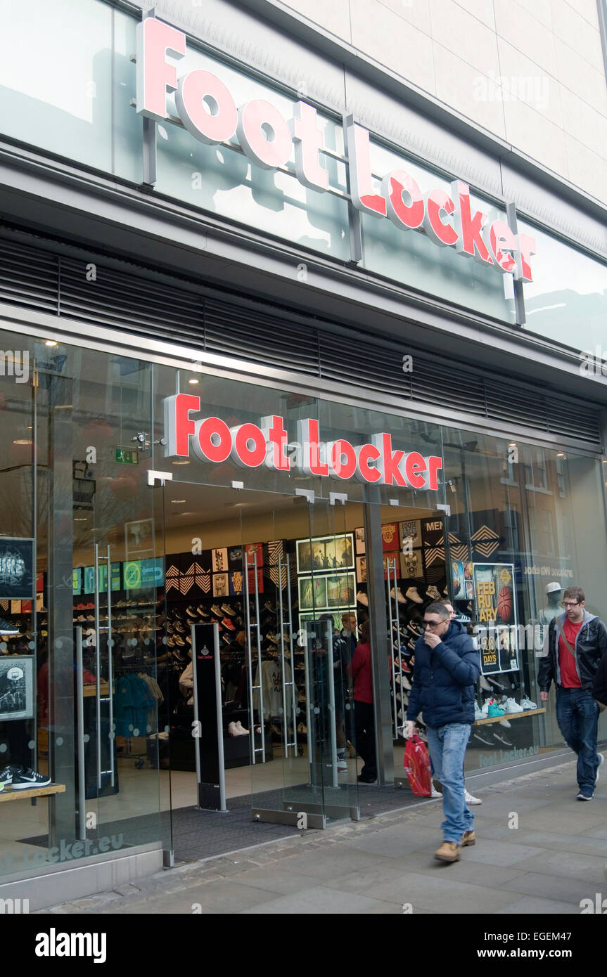 Foot Locker plans to close stores and cut corporate jobs as part of a plan to combine the Lady Foot Locker chain with the footwear retailer's three other brands.
