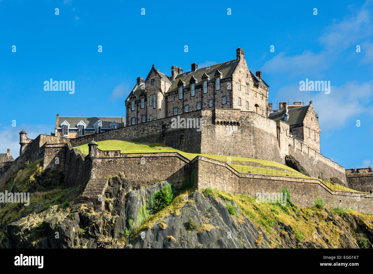 stock edinburgh castle - photo #14