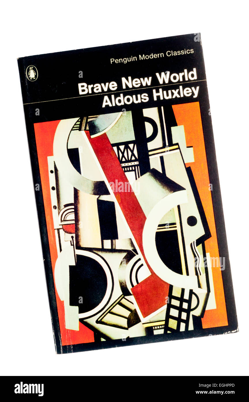 an analysis of a brave new world from bioethics in alodus huxley