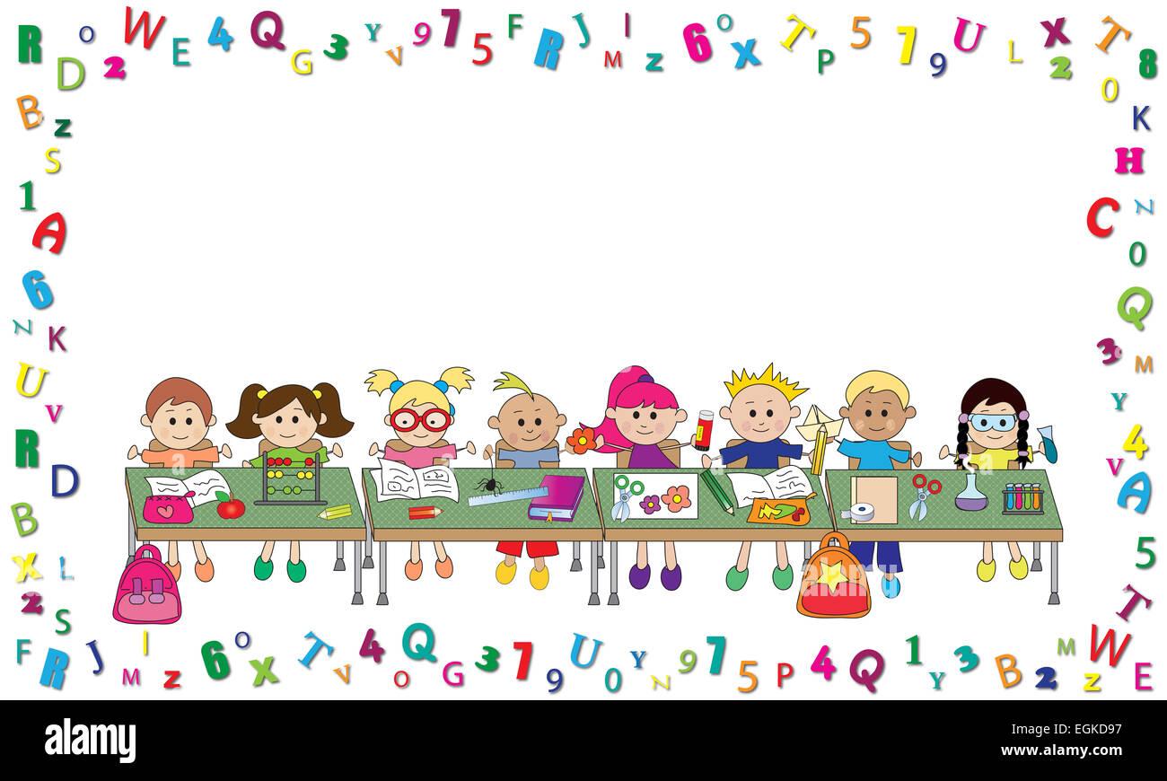children school background - photo #35
