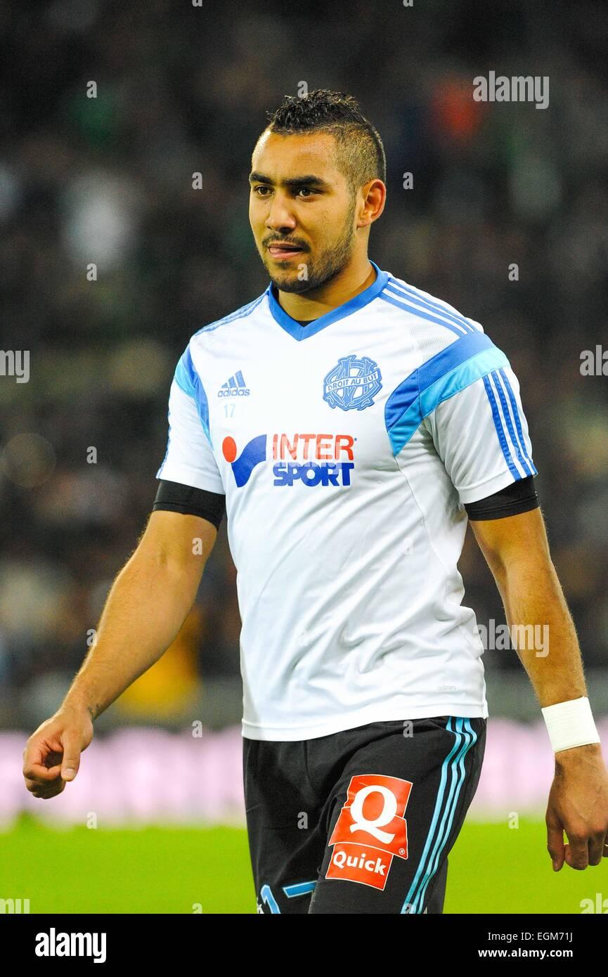 Dimitri PAYET 22 02 2015 Saint Etienne Marseille 26eme