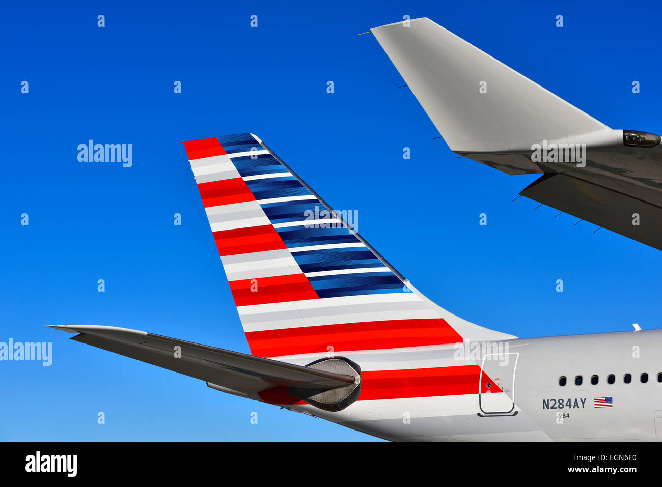 American Airlines Boeing B 767 Aircraft Airplane