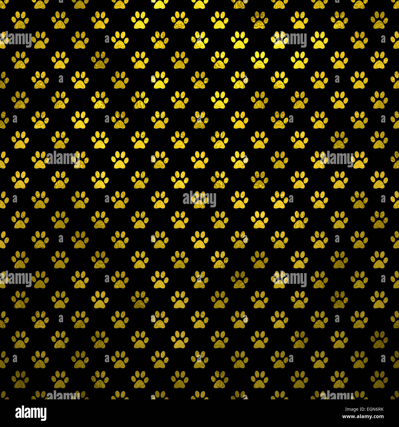 Black and gold polka dot wallpaper