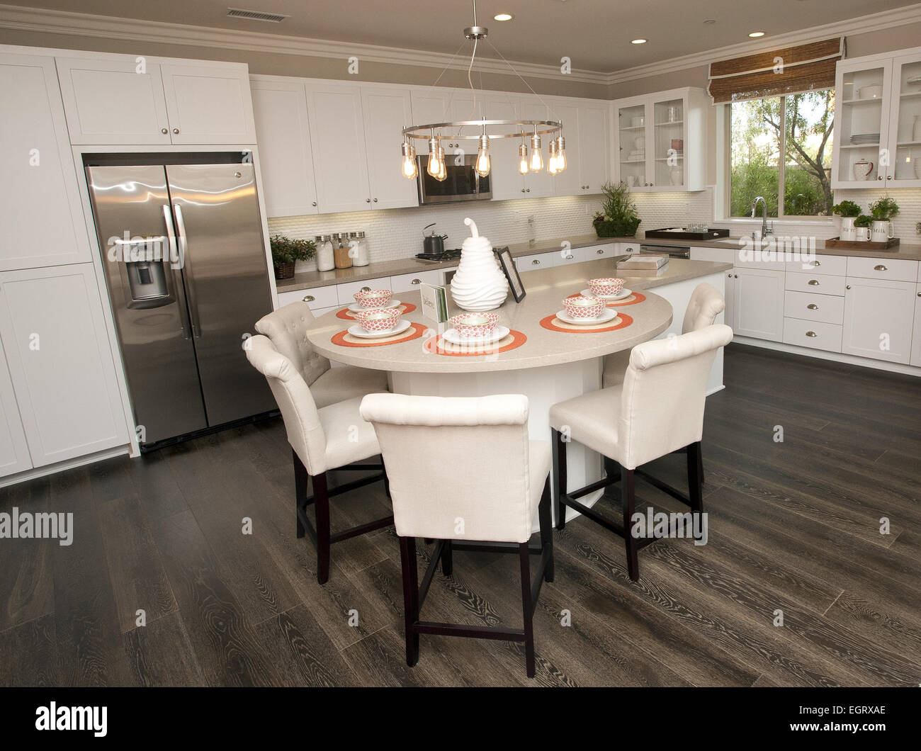 Model home furniture orange county california