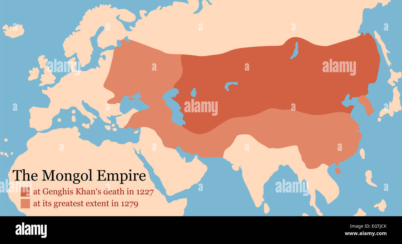 verdict of the mongol genghis khan The trial of genghis khan  genghis khan founded the mongol empire,  will listen to each side make its presentation of evidence and finally issue a verdict.