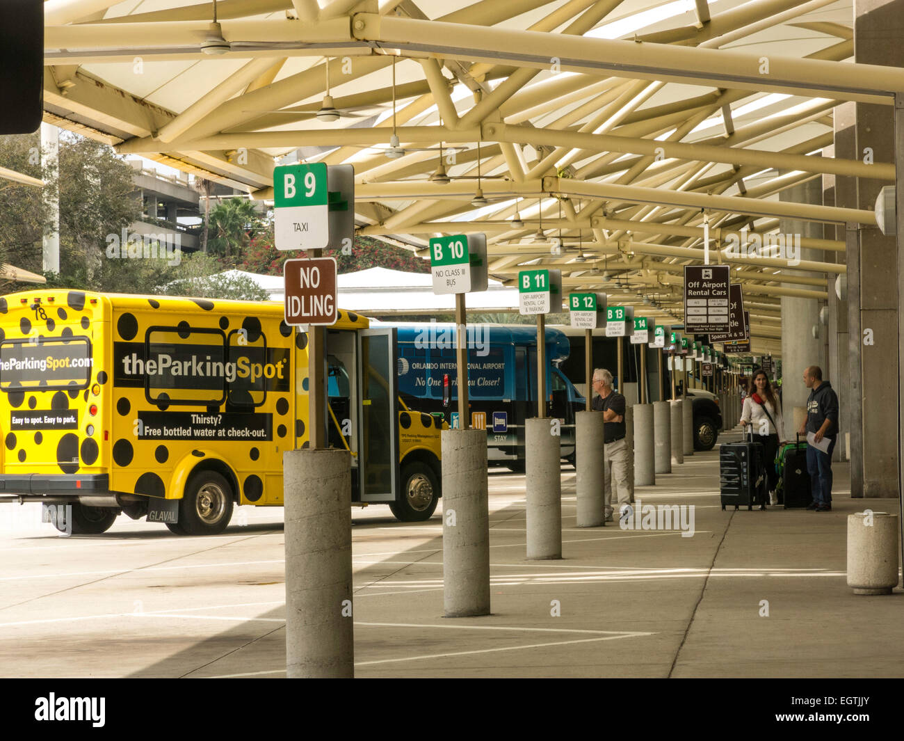 A Aardvark Airport Shuttle Llc Orlando International ...
