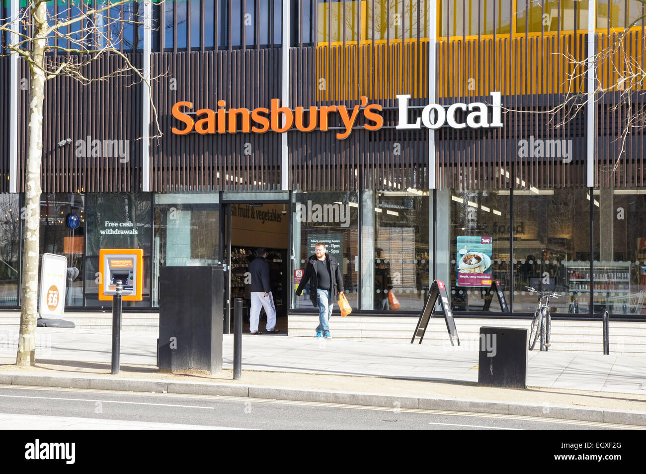 Prepossessing Sainsburys Logo Stock Photos  Sainsburys Logo Stock Images  Alamy With Handsome Sainsburys Local Store In East Village London Development Stratford E  London England United Kingdom Uk With Awesome Concrete Garden Sleepers Also Black Garden Table In Addition Cheap Garden Arbours And Monty Don Gardens As Well As Magic Garden Hose Additionally Garden Swing Slide From Alamycom With   Handsome Sainsburys Logo Stock Photos  Sainsburys Logo Stock Images  Alamy With Awesome Sainsburys Local Store In East Village London Development Stratford E  London England United Kingdom Uk And Prepossessing Concrete Garden Sleepers Also Black Garden Table In Addition Cheap Garden Arbours From Alamycom