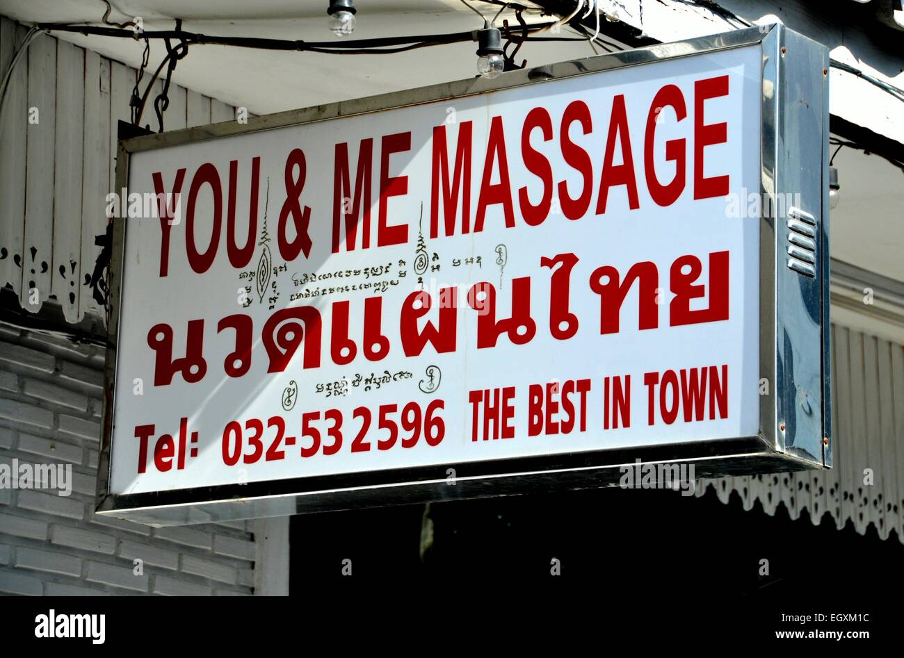 svenska sex hua hin massage