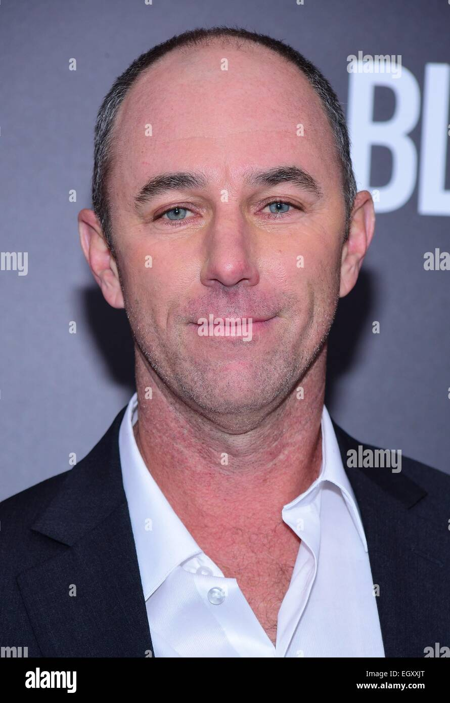 New York, <b>NY, USA</b>. 3rd Mar, 2015. Jamie McShane at arrivals for BLOODLINE <b>...</b> - new-york-ny-usa-3rd-mar-2015-jamie-mcshane-at-arrivals-for-bloodline-EGXXJT