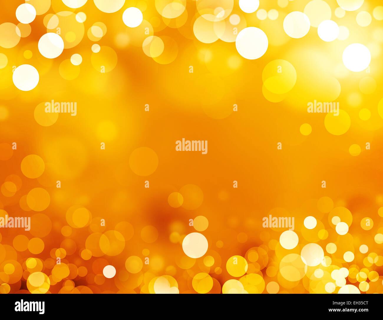 shiny golden lights stock - photo #10