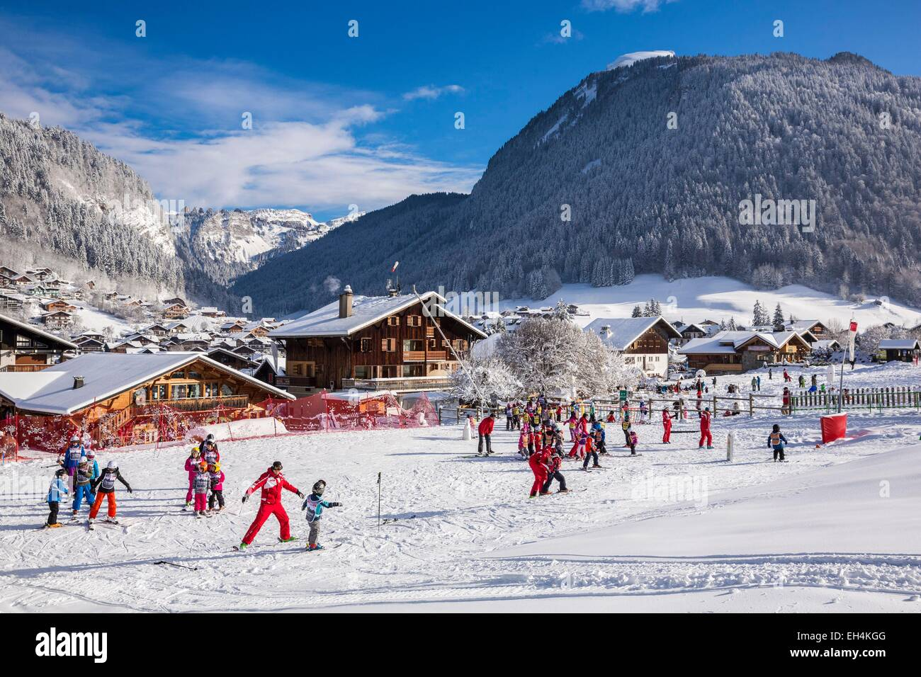 Morzine Ski Holidays Independence