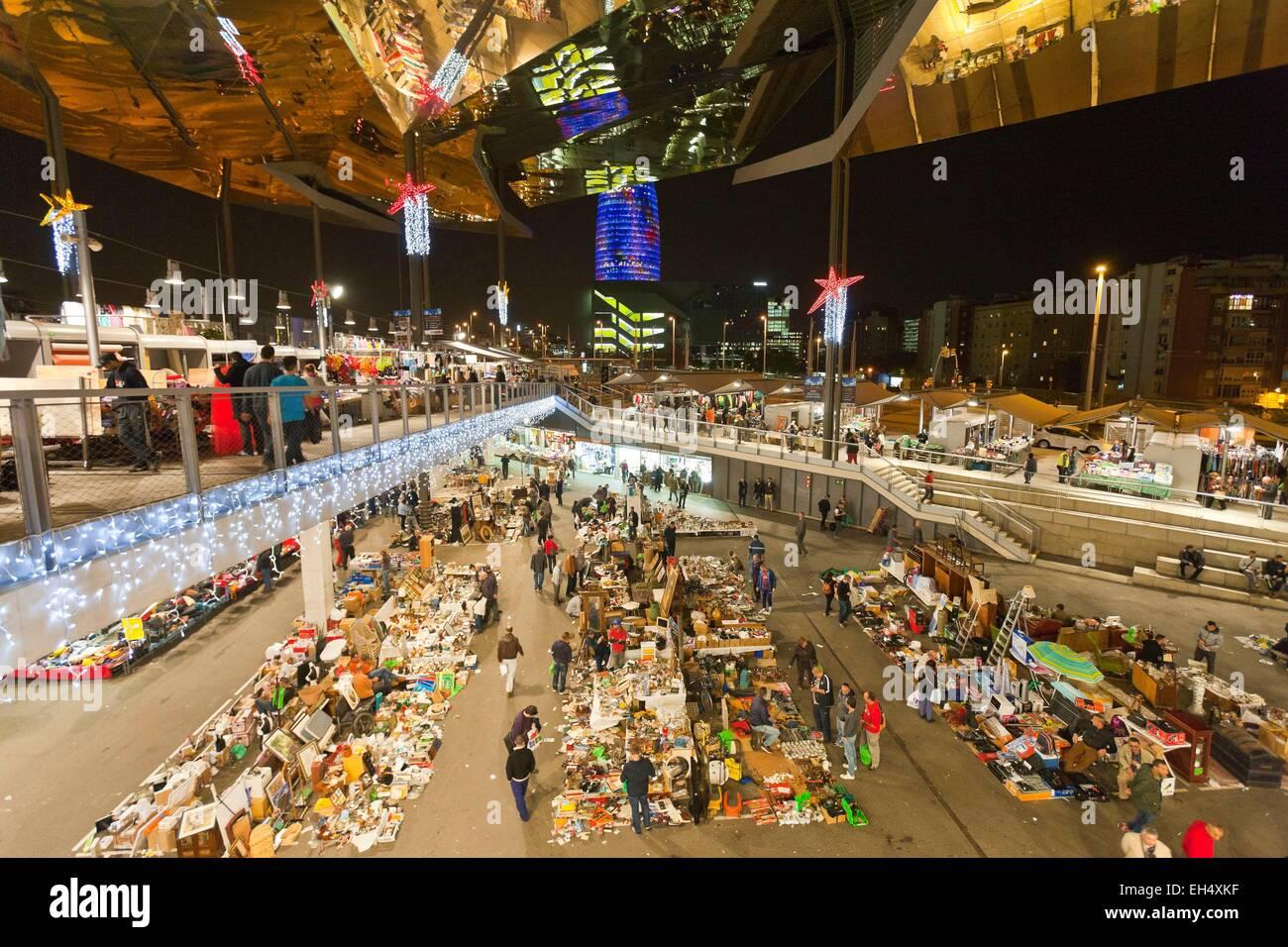 Horario encants glories barcelona simple horario encants for El mercat de les glories