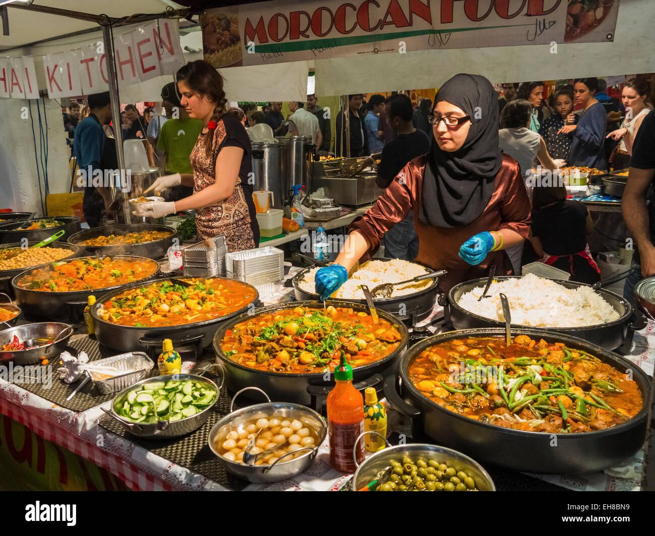 Moroccan Food Vegetarian London