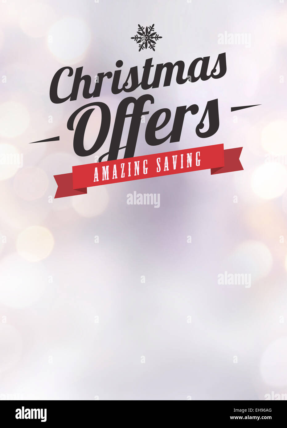 advent or christmas offer and advert poster or flyer advent or christmas offer and advert poster or flyer background empty space