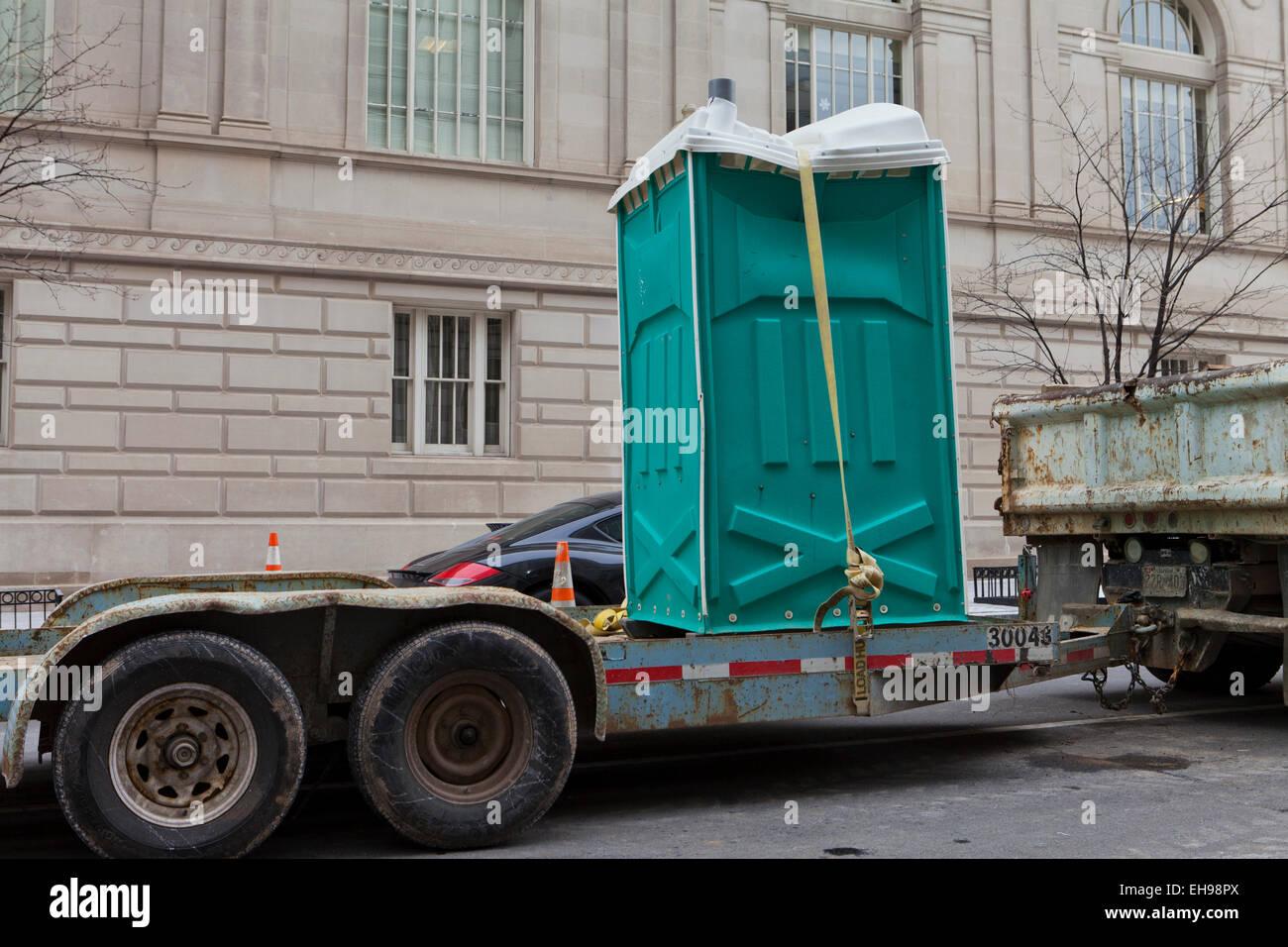 Used Portable Toilet Truck Html Autos Weblog