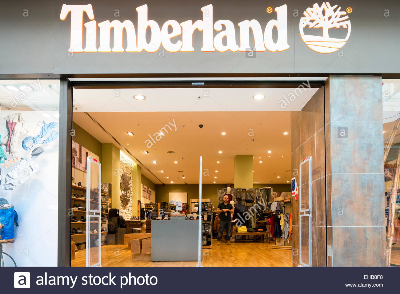 timberland store in miami